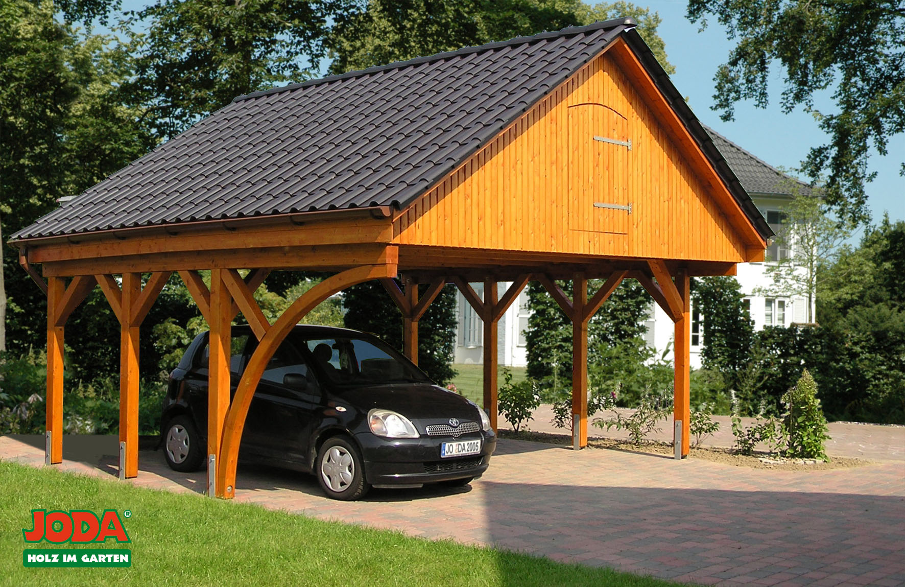 Joda carport konfigurator for Joda carport