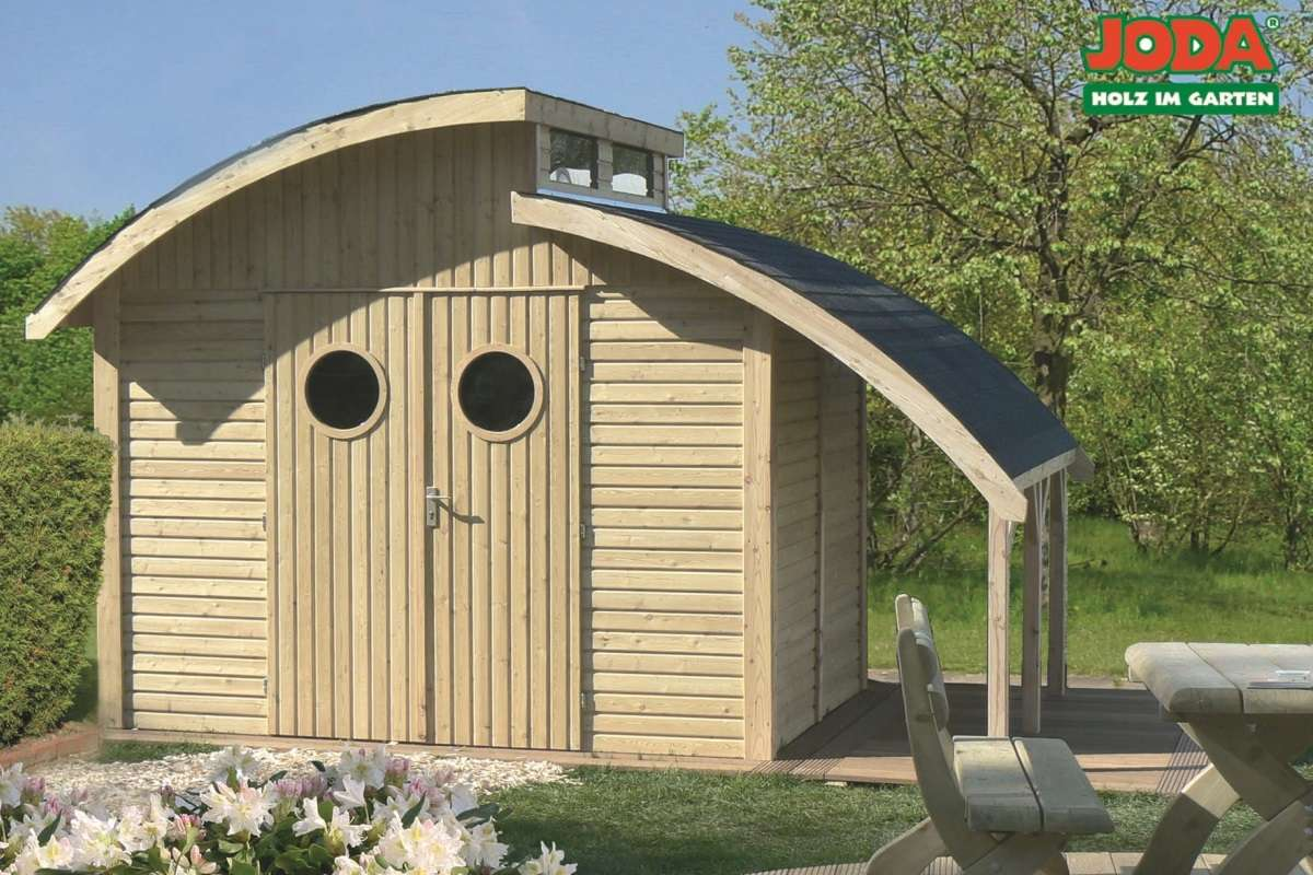 Design Gartenhaus Nautic Von Joda
