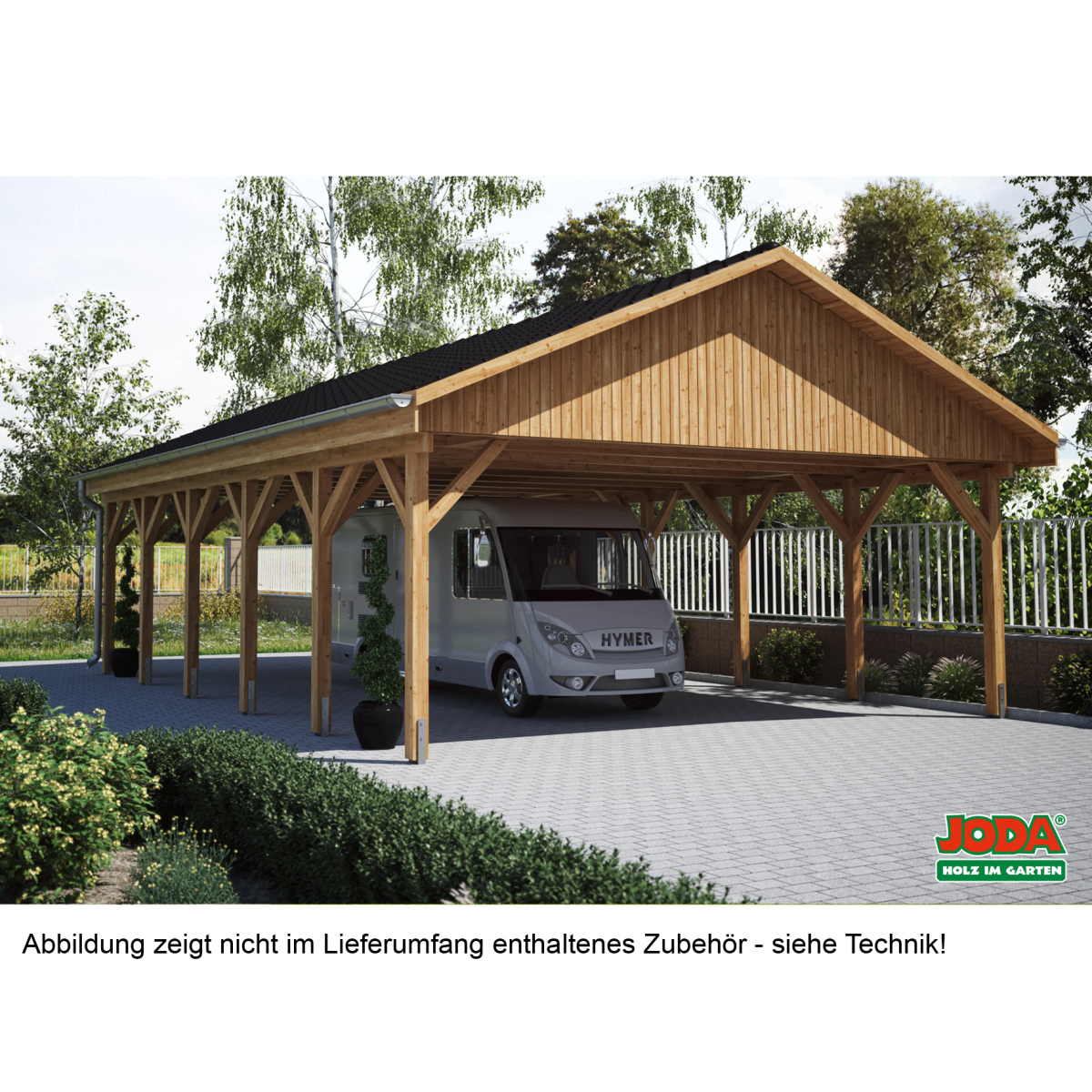 Carport selber planen swalif for Joda carport