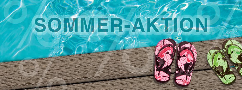 ...ausgesuchte Produkte zu Sommer-Preisen!!!