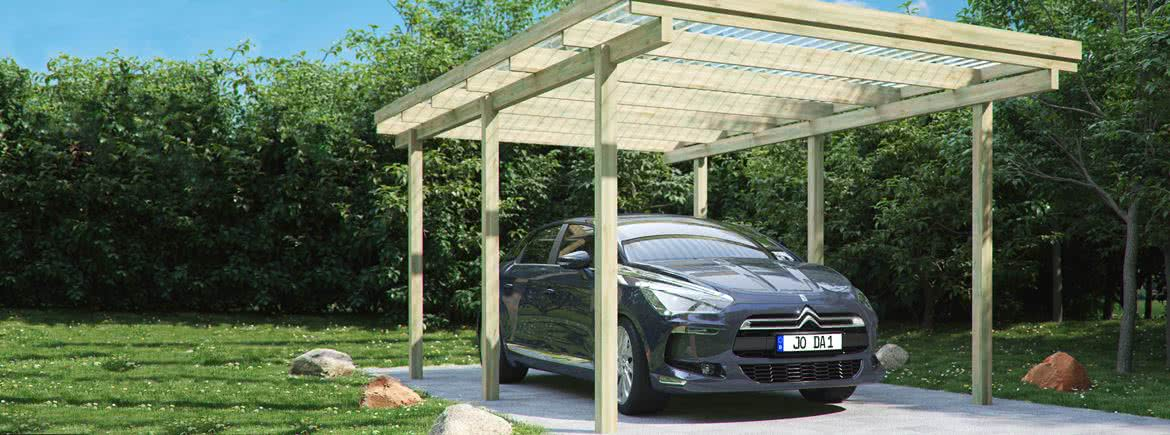 Aktions-Carport Basel 299,99 €
