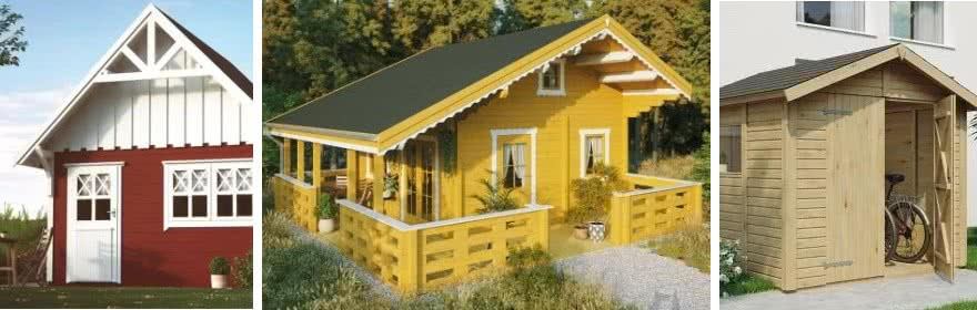 Joda Gartenhaus-Finder