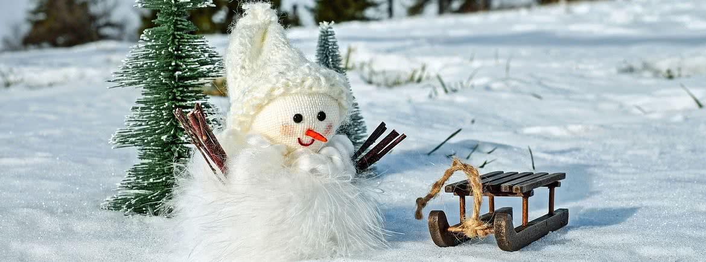 Winter-Aktion ...