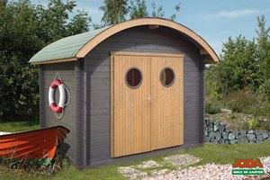 Beliebt Gartenhaus günstig kaufen - Viele Größen & Ausführungen TU71